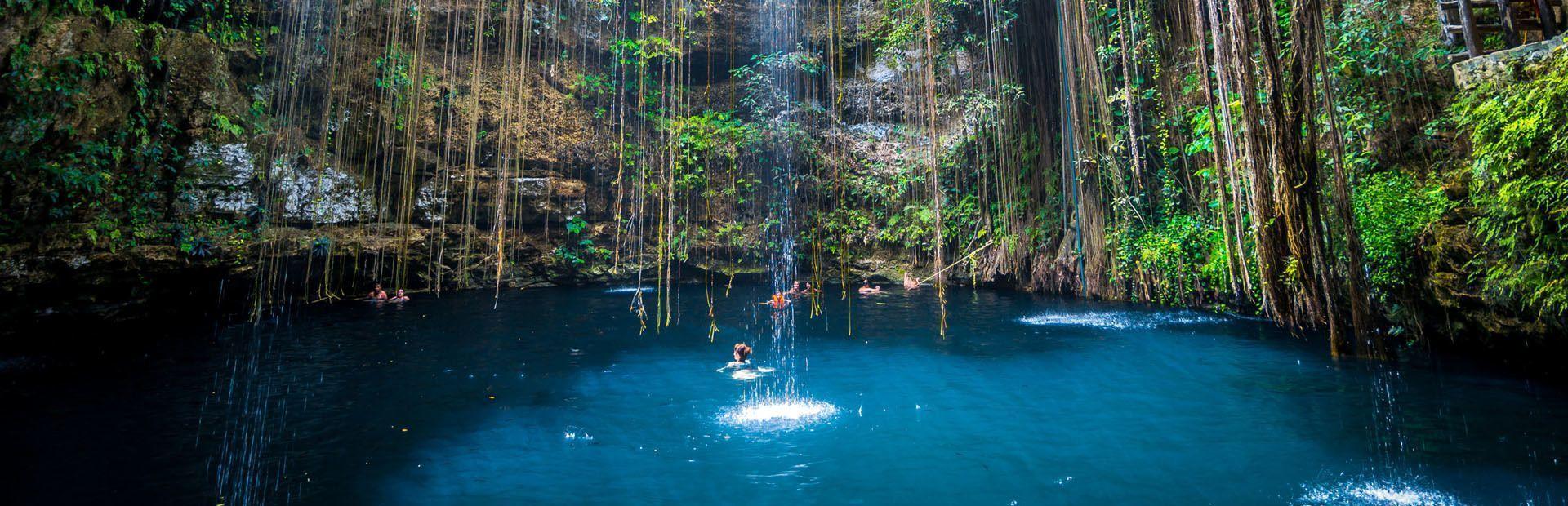 Messico: lo Yucatan dei Maya