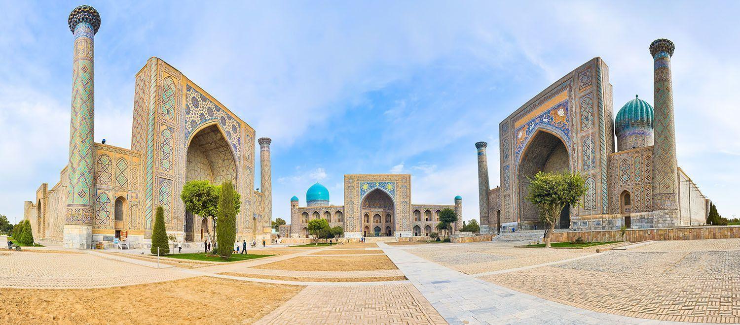 Uzbekistan 360°