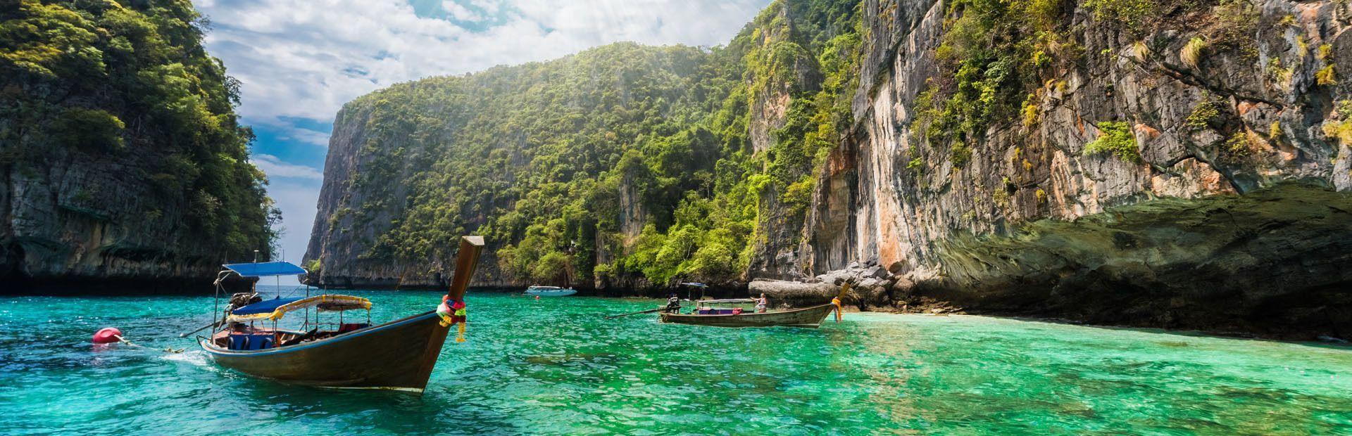 Thailandia: beach life and winter island discovery