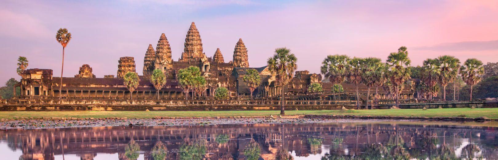 Cambogia: Angkor Wat e le bellezze dell'entroterra