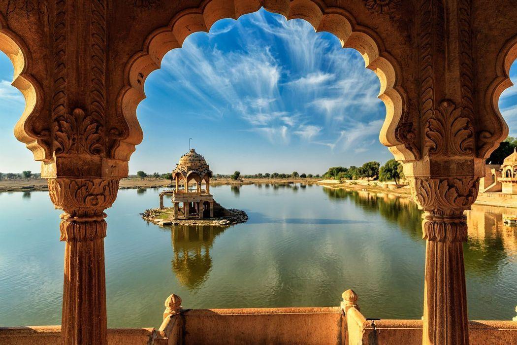 India: dal Rajasthan al Taj Mahal