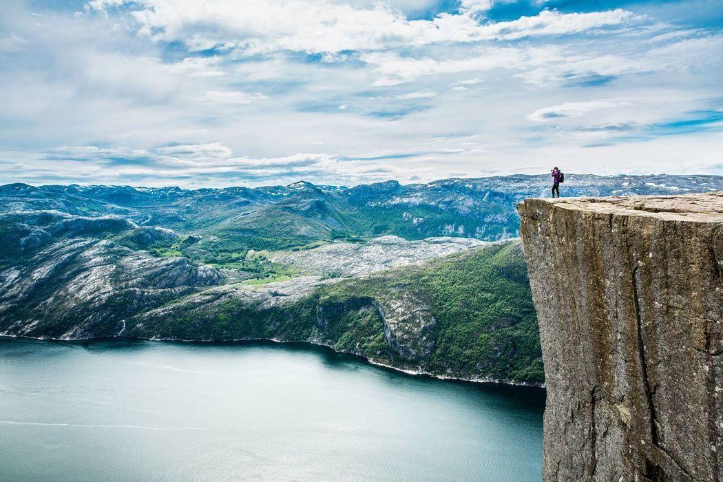 Norvegia: Bergen & i fiordi del sud