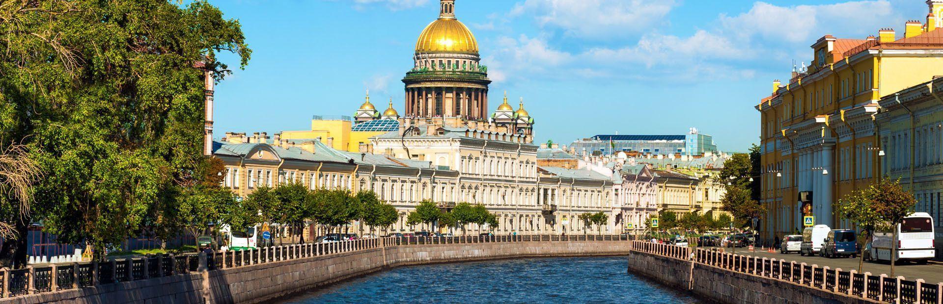 Russia: da Mosca a San Pietroburgo