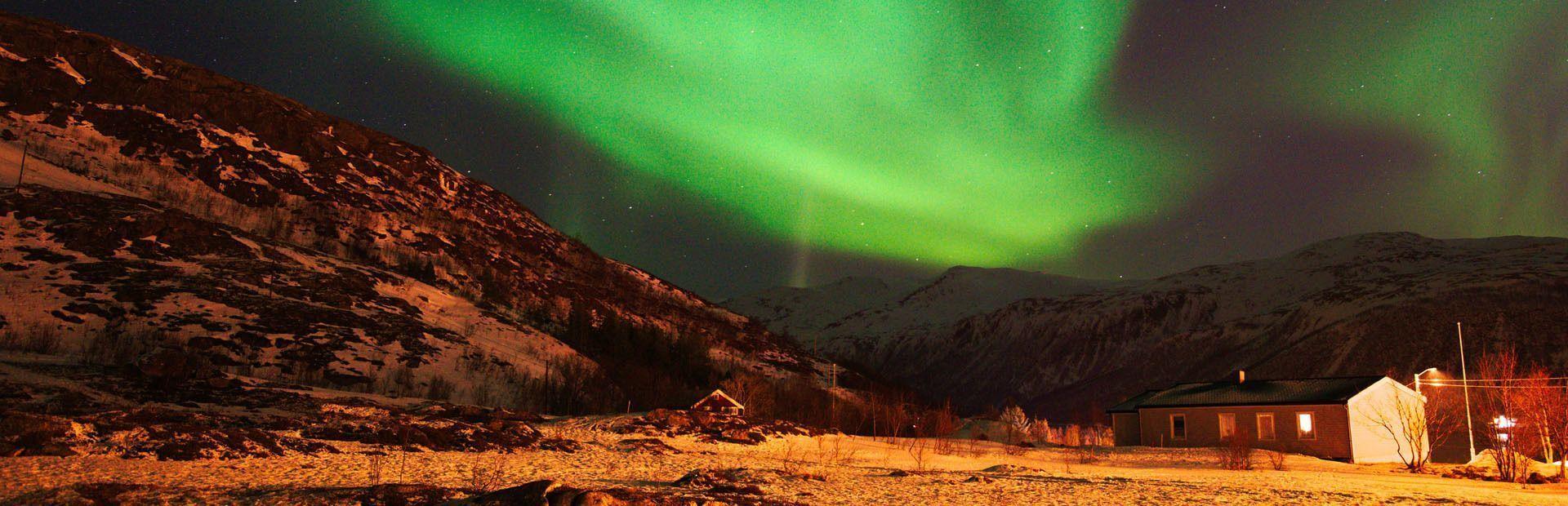 Norvegia: a caccia dell'aurora boreale