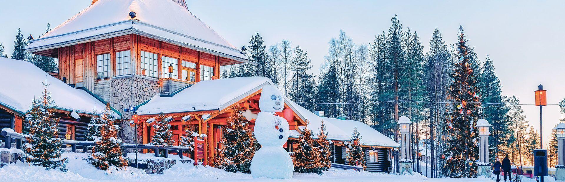 Finlandia: da Helsinki a Rovaniemi