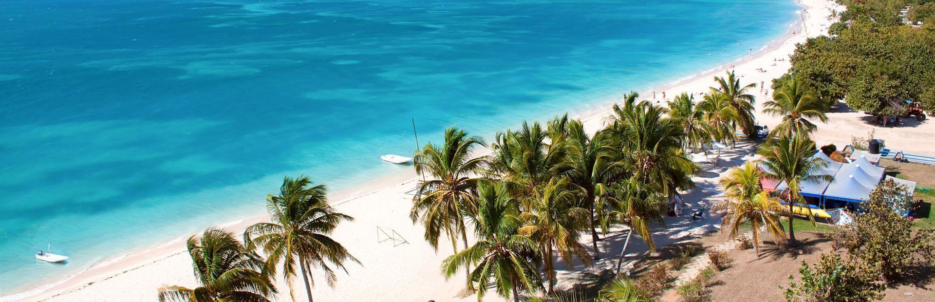 Cuba: beach life
