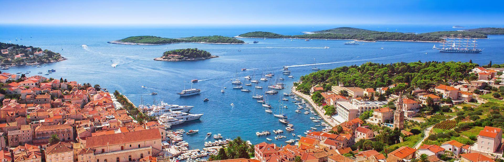 Croazia: i paesaggi di Dubrovnik e il mare di Hvar