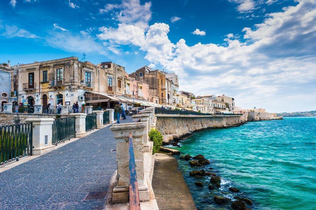 Sicilia Express: dai crateri dell'Etna alle vie di Ortigia