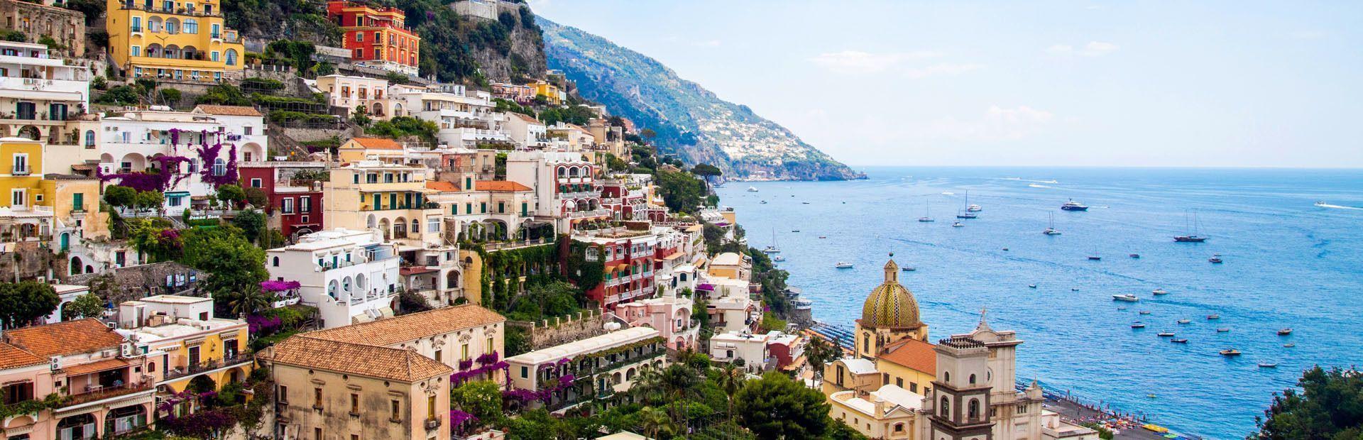 Campania Express: Napoli e le rovine di Pompei