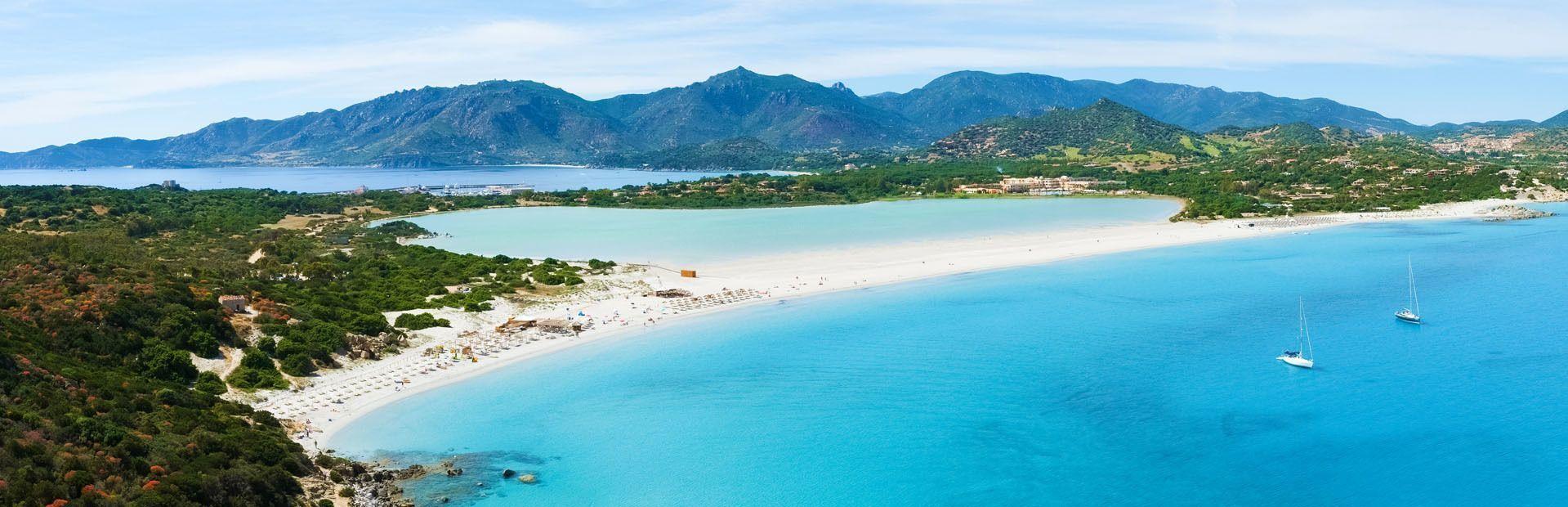 Sardegna Sud: beach life da Villasimius al Pan di Zucchero