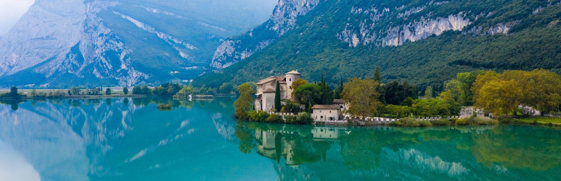 Sentieri tra i laghi: dal Garda ai laghi del Trentino