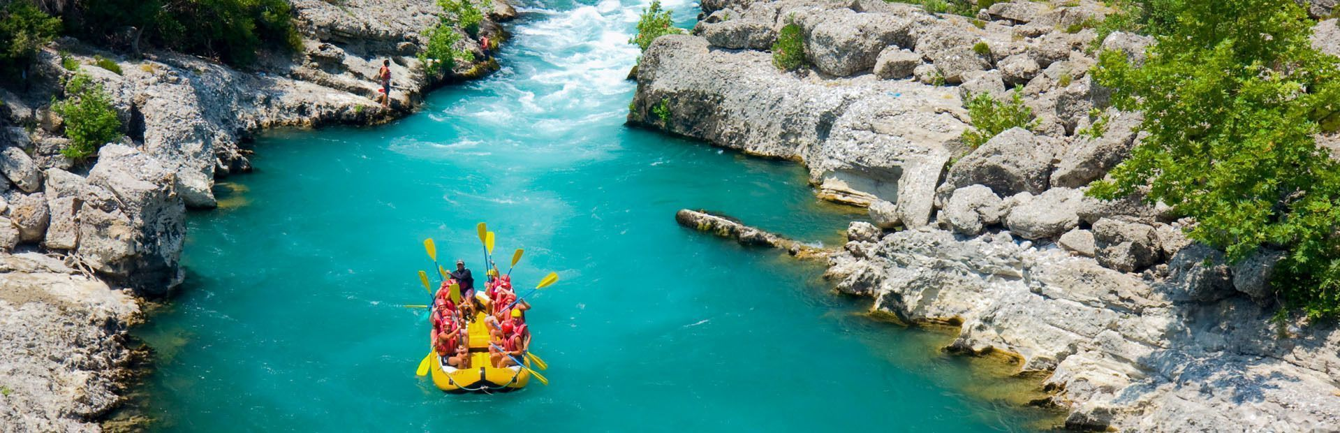 Trentino Active: Rafting in Val di Sole