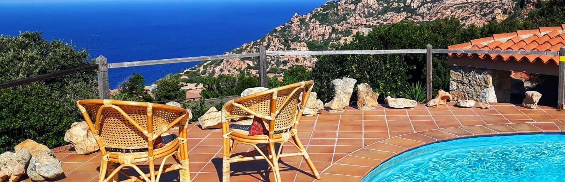 Villa 360°: Sardegna Costa Paradiso Discovery
