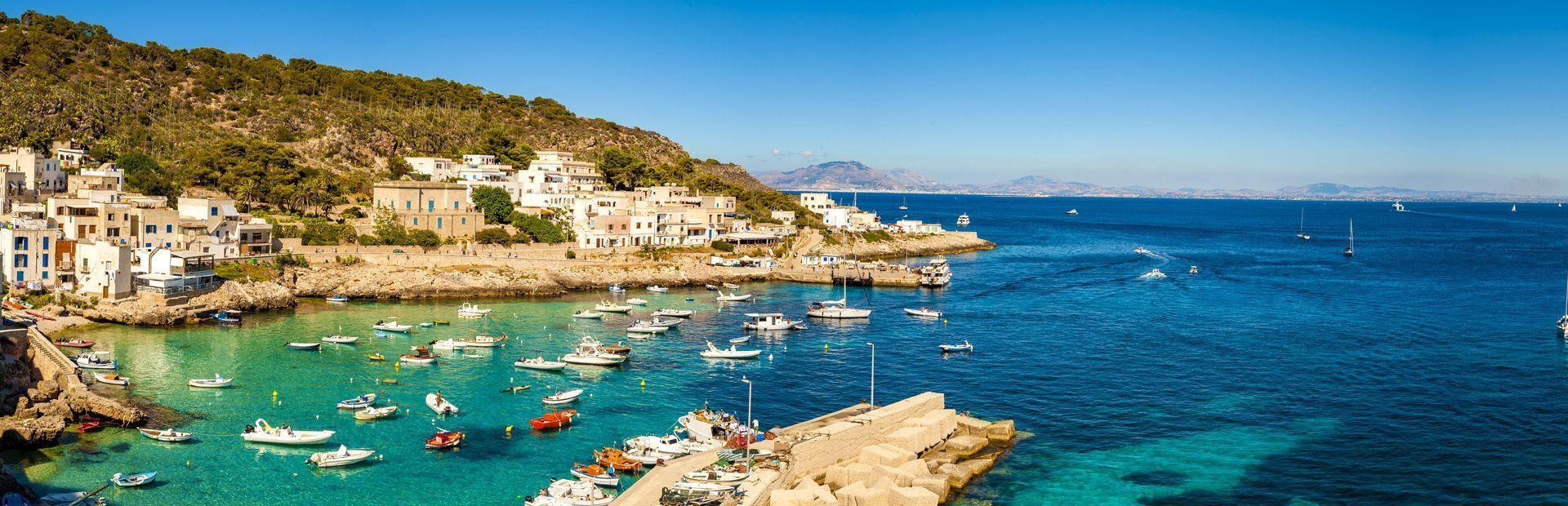 Sicilia Ovest: beach life tra Favignana, San Vito lo Capo e la Riserva dello Zingaro