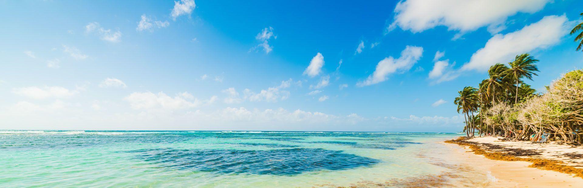 Guadeloupe beachlife: spiagge delle Antille Francesi e Mar dei Caraibi