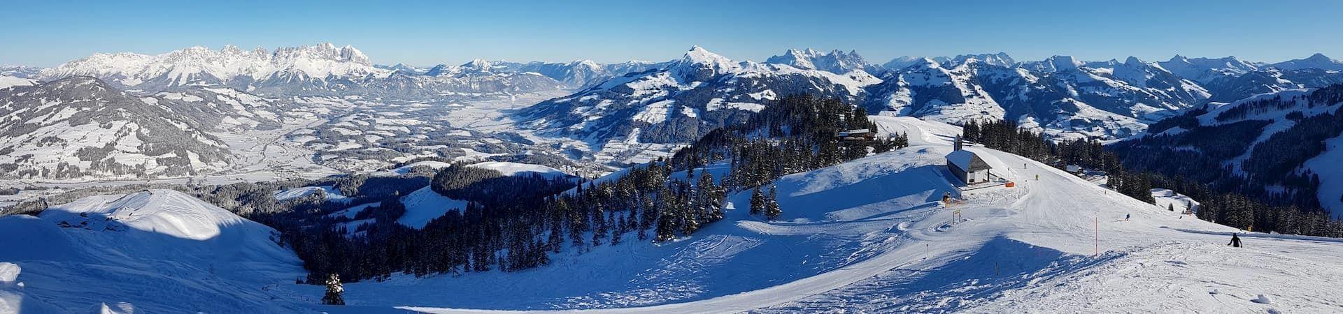 Austria: la capitale delle Alpi Innsbruck e le piste da sci di Kitzbühel