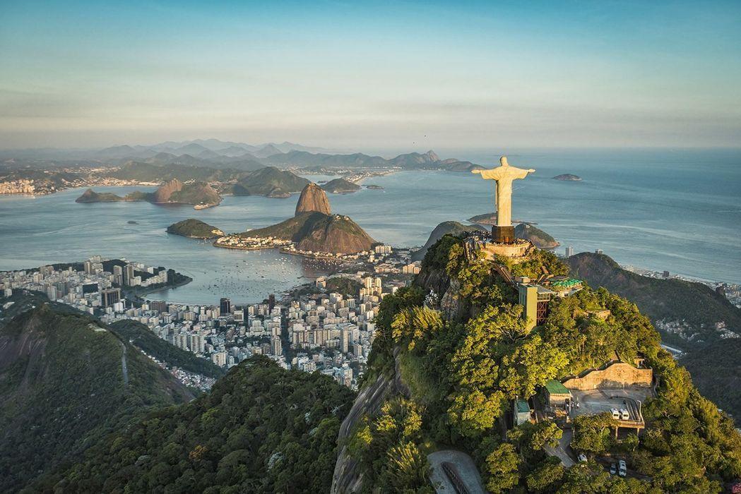 Brasil: Río de Janeiro y la naturaleza del sur