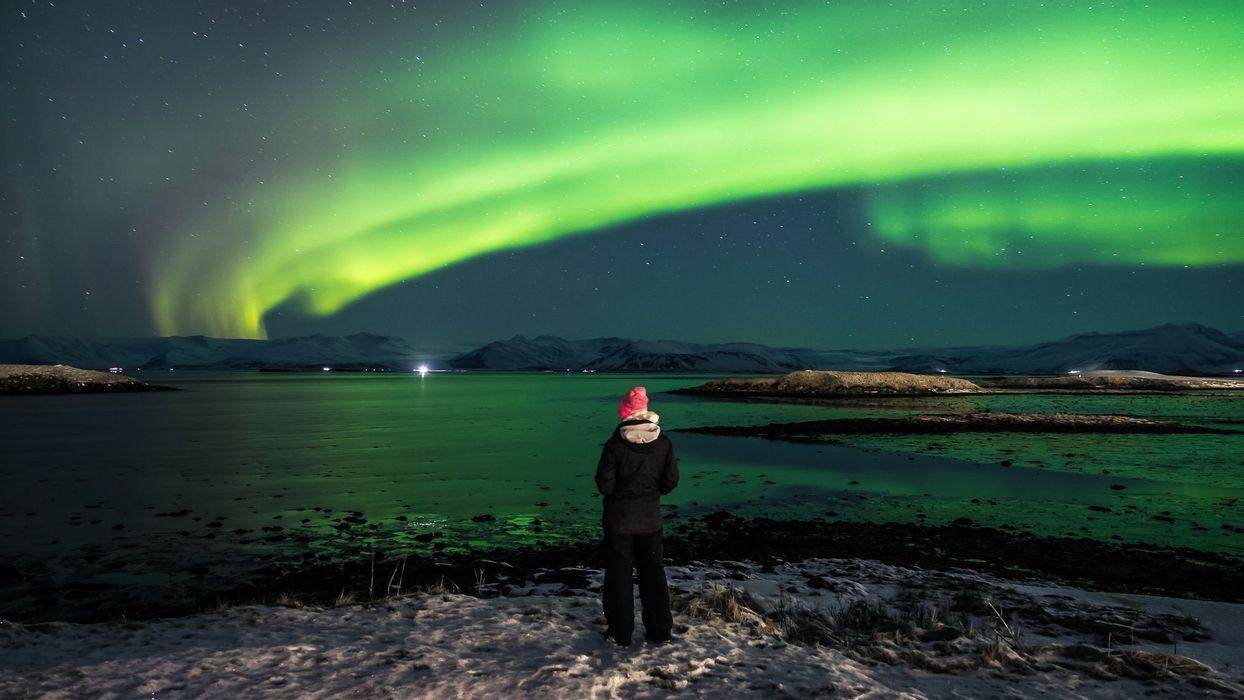 Islandia: a la caza de la aurora boreal