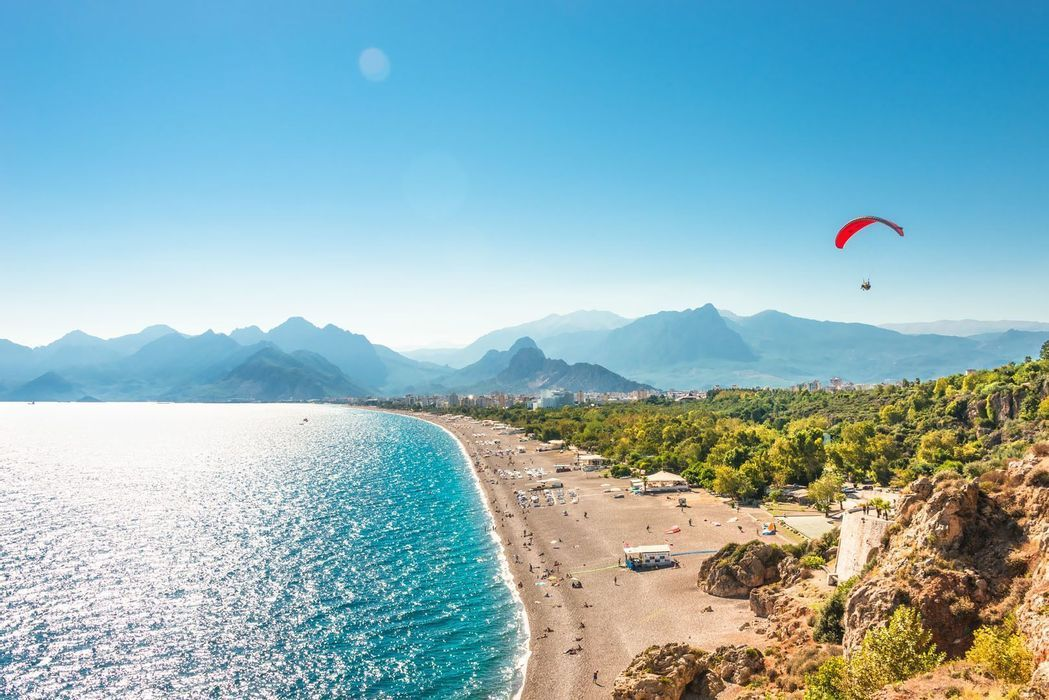Turchia: beach life