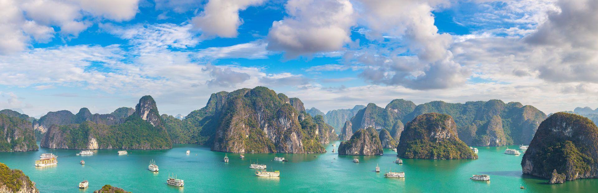 Vietnam: de Hanoi a Ho Chi Minh City