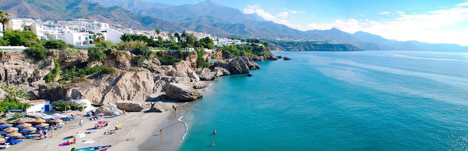 La Costa del Sol: Malaga, Marbella y Tarifa