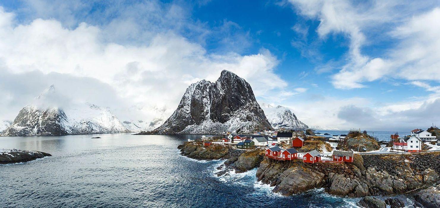 Noruega: desde Lofoten hasta Cabo Norte