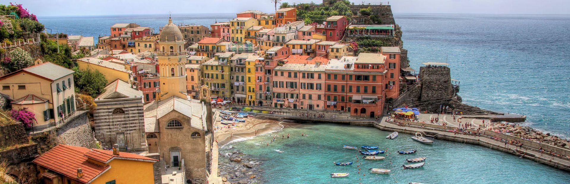 Liguria Express: i colori delle Cinque Terre